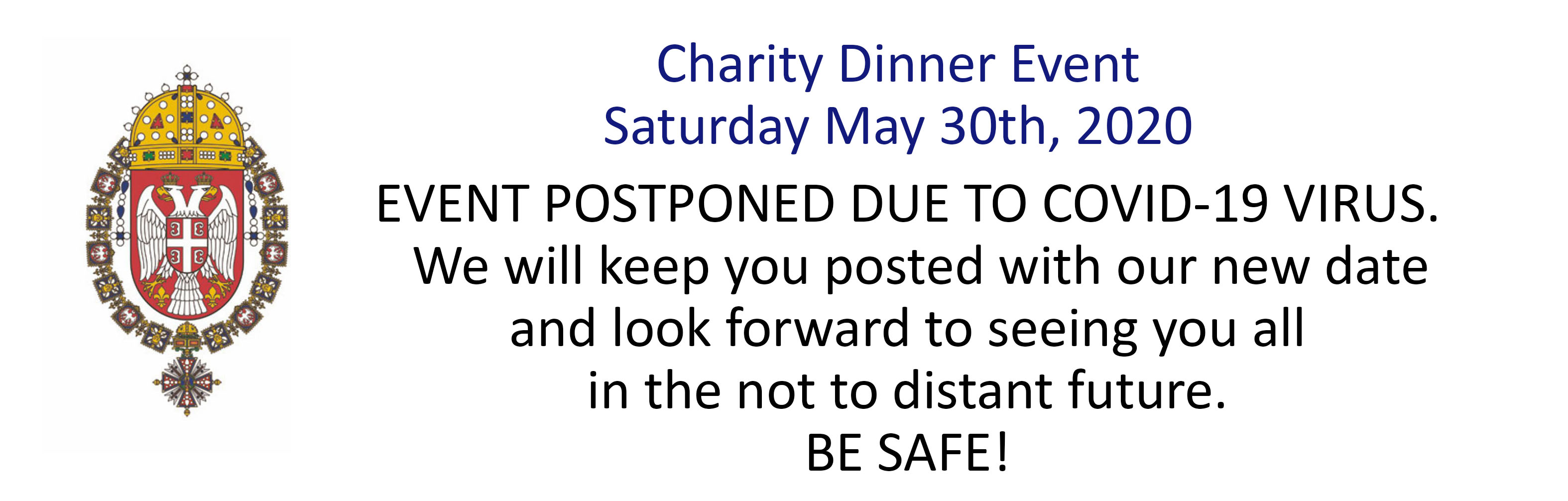 Charitypostponed.