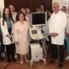 CROWN PRINCESS KATHERINE FOUNDATION DELIVERS ULTRASOUND MACHINE WORTH EUROS 37,000 TO CHILDREN'S HOSPITAL IN TIRSOVA