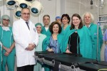 CROWN PRINCESS KATHERINE DELIVERS OPERATING TABLE TO THE CLINICAL CENTER OF SERBIA WORTH MORE THAN 36,000 EUR