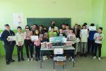 HRH CROWN PRINCESS KATHERINE AND LIFELINE CANADA SUPPORT SCHOOLS IN GNJILANE MUNICIPALITY